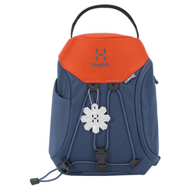 Haglöfs Corker X-Small Backpack Kids 5l blue ink/sunset